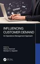 Influencing Customer Demand