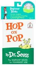 Hop on Pop [With CD]:  A Math Reader