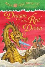 Dragon of the Red Dawn [With Temporary Tattoos]