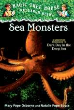 Sea Monsters:  Dark Day in the Deep Sea