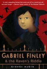 Gabriel Finley & the Raven's Riddle:  The Dastardly Deed