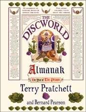 Pearson, B: The Discworld Almanak