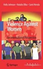Violence Against Women: An International Perspective