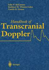 Handbook of Transcranial Doppler