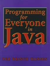 Programming for Everyone in Java