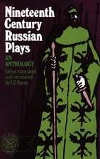 Nineteenth–Century Russian Plays