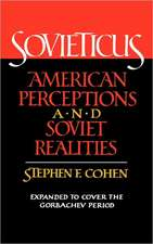 Sovieticus – American Perceptions and Soviet Realities