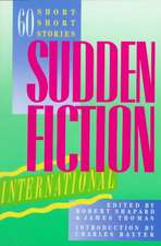 Sudden Fiction International – 60 Short–Short Stories