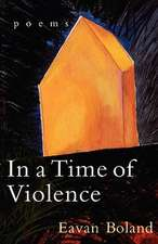 In a Time of Violence – Poems (Paper)