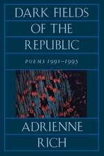 Dark Fields of the Republic – Poems 1991–1995 (Paper)