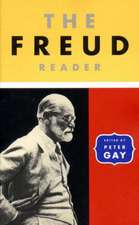 The Freud Reader Reissue