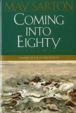 Coming into Eighty – Poems (Paper)