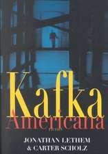 Kafka Americana – Fiction