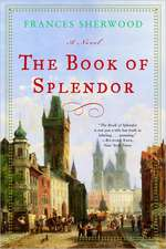 The Book of Splendor – A Novel