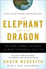 The Elephant and The Dragon – The Rise of India and China and What It Means for All of Us