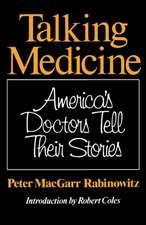 Talking Medicine