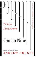 One to Nine – The Inner Life of Numbers