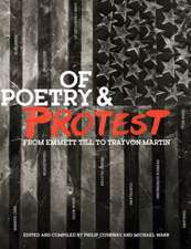 Of Poetry and Protest – From Emmett Till to Trayvon Martin