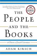 The People and the Books – 18 Classics of Jewish Literature
