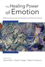 The Healing Power of Emotion – Affective Neuroscience Development and Clinical Practice