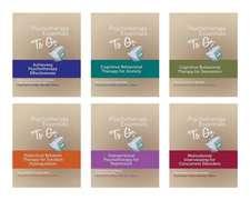 Psychotherapy Essentials To Go (6 Book Set)