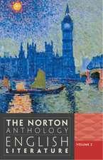 The Norton Anthology of English Literature – V2