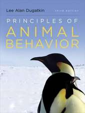 Principles of Animal Behavior 3e ISE
