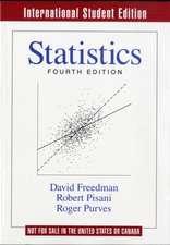 Statistics 4e International Student Edition