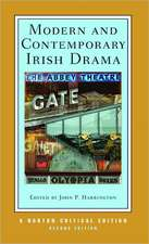 Modern and Contemporary Irish Drama 2e