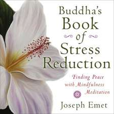 Buddha's Book of Stress Reduction:  Finding Serenity and Peace with Mindfulness Meditation
