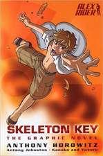 Skeleton Key:  The Graphic Novel