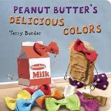 Peanut Butter's Delicious Colors