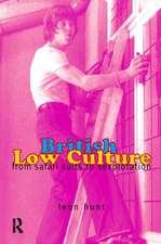British Low Culture