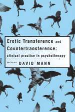 Erotic Transference and Countertransference:  Dialogue as Interaction in Plays
