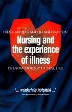 Nursing and the Experience of Illness