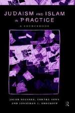Judaism and Islam in Practice:  A Sourcebook