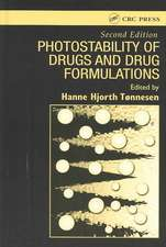 Photostability of Drugs and Drug Formulations, 2nd Edition
