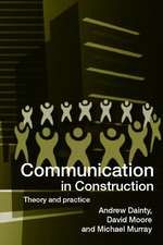 Communication in Construction