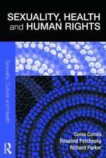 Sexuality, Health and Human Rights:  The Soviet General Staff Study