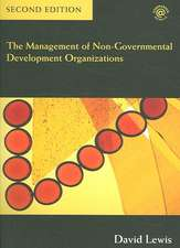The Management of Non-Governmental Development Organizations