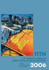 11th U.S./North American Mine Ventilation Symposium [With CD]:  Meeting Students' Learning Needs