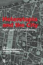 Heterotopia and the City
