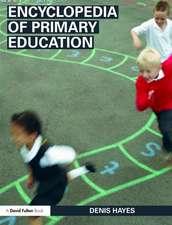Encyclopedia of Primary Education
