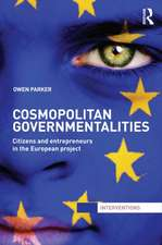 Parker, O: Cosmopolitan Government in Europe