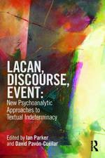Lacan, Discourse, Event