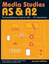 As & A2 Media Studies:  The Essential Revision Guide for Aqa
