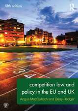 Competition Law and Policy in the Eu and UK:  Sovereignty, Black Power, Land Rights and the State