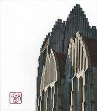 P.V. Jensen-Klint:  The Headstrong Master Builder