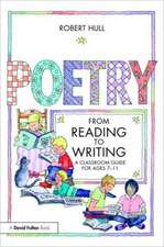 Poetry:  A Classroom Guide for Ages 7-11