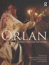 Orlan:  A Hybrid Body of Artworks